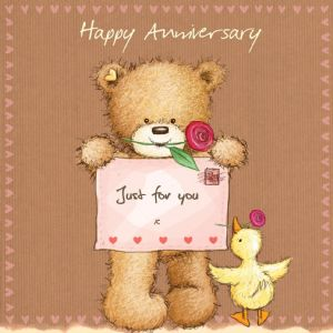 Happy Anniversary - Just For You